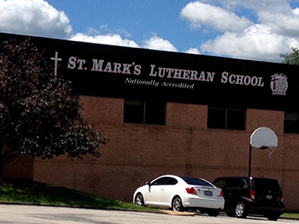 St. Mark's Lutheran – Eureka